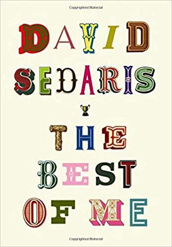 cover image of The Best of Me by David Sedaris