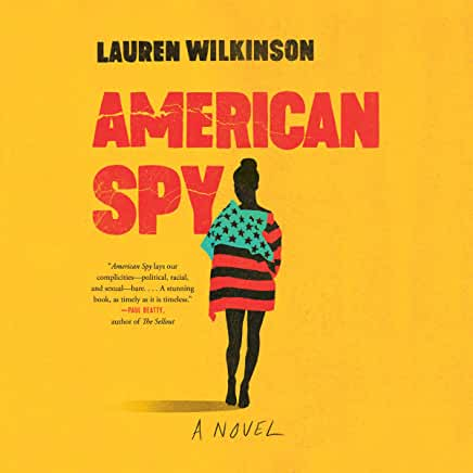 cover image of American Spy by Lauren Wilkinson