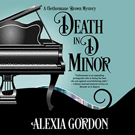 cover image of Death in D Minor by Alexia Gordon