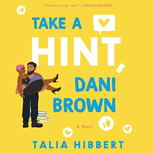 cover image of Take a Hint, Dani Brown by Talia Hibbert
