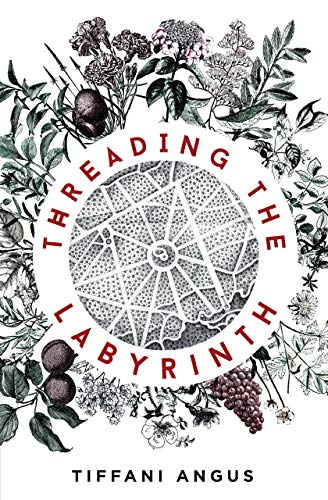 Cover of Threading the Labyrinth by Tiffani Angus