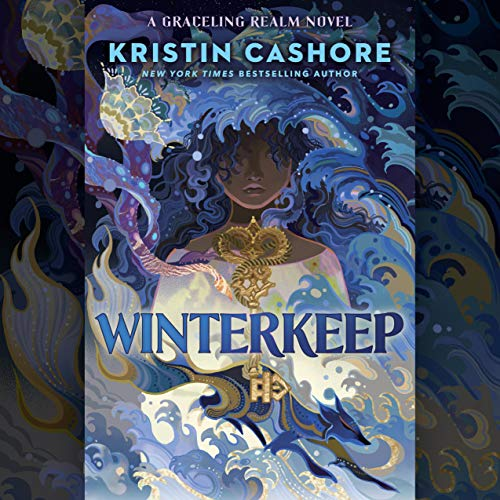 audiobook cover image of Winterkeep by Kristin Cashore