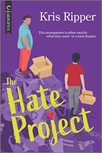 cover image of The Hate Project by Kris Ripper