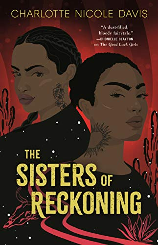 Cover of The Sisters of Reckoning by Charlotte Nicole Davies