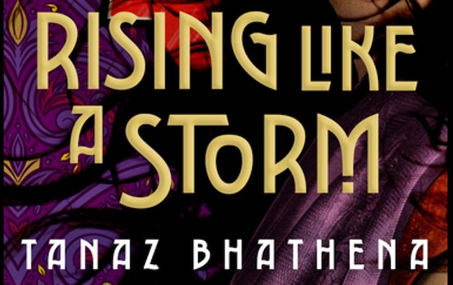 Rising Like a Storm cropped cover