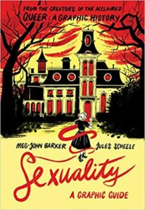Sexuality: a Graphic Guide cover