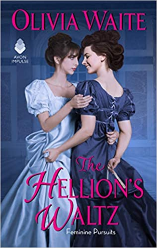 The Hellion's Waltz cover