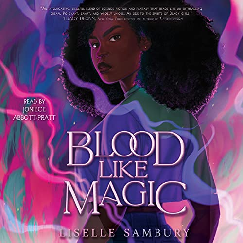 cover image of Blood Like Magic by Liselle Sambury