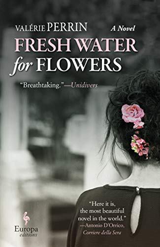 cover of fresh water for flowers