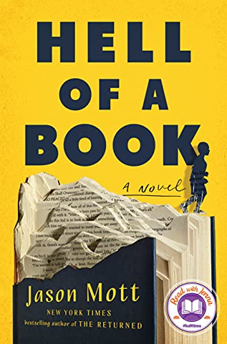 cover of hell of a book by jason mott