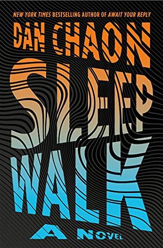cover of sleepwalk by dan chaon