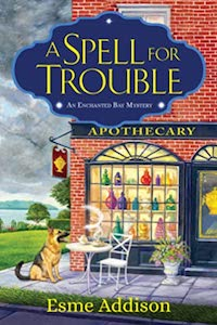 A Spell for Trouble cover image