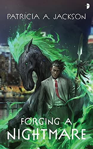 cover of Forging a Nightmare by Patricia A. Jackson