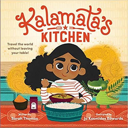cover for Kalamata's Kitchen