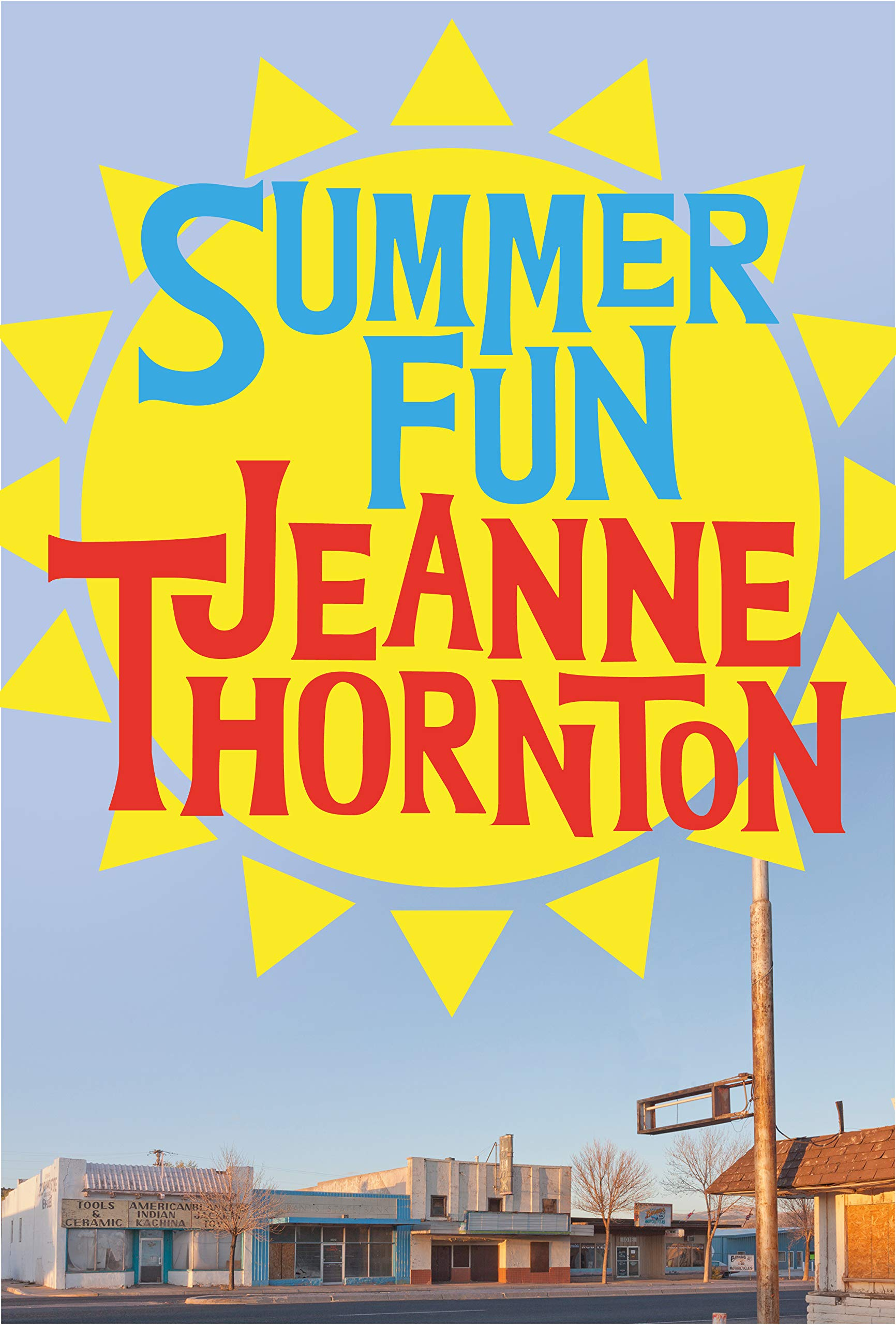 Summer Fun by Jeanne Thornton cover