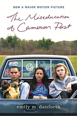 The Miseducation of Cameron Post movie cover