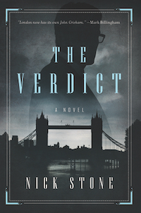 The Verdict by Nick Stone cover image