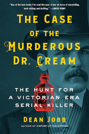 cover of the case of the murderous dr. cream