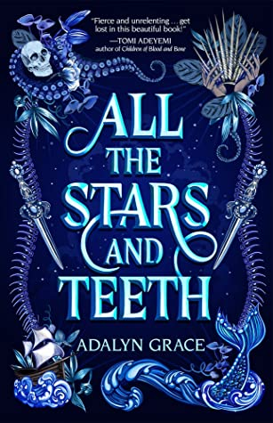 Book cover for All The Stars and Teeth