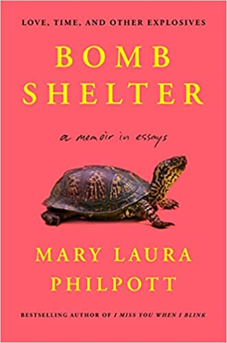cover image of Bomb Shelter by Mary Laura Philpott