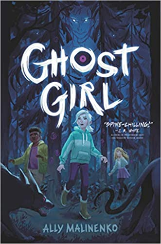 cover of Ghost Girl by Ally Malinenko