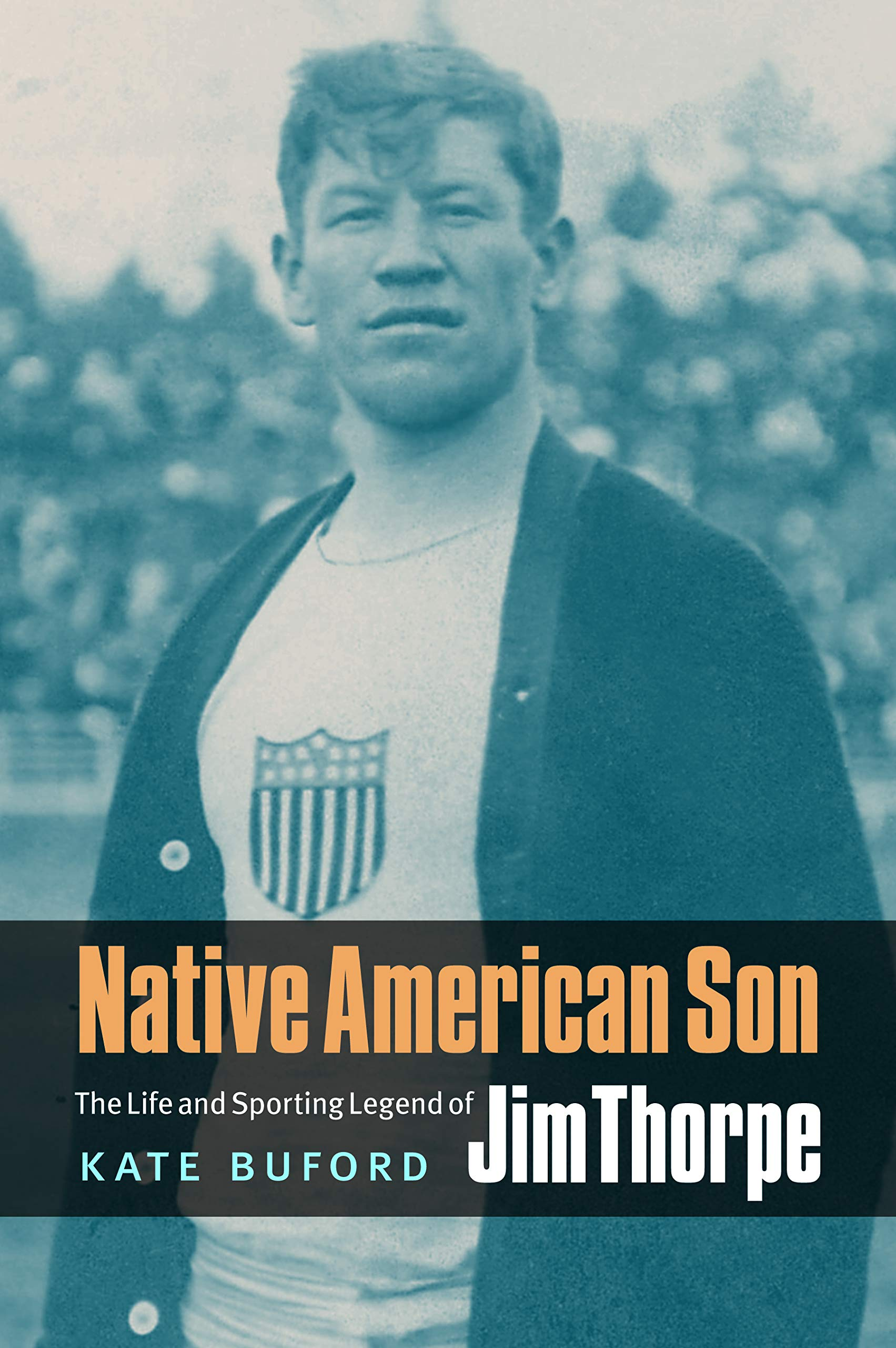 native american son cover