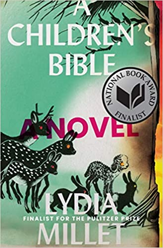 cover image of  a children's bible by Lydia Millet
