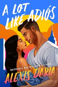 A Lot Like Adios cover image