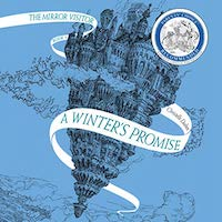 A graphic of the cover of A Winter's Promise