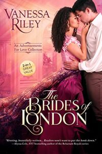 cover of brides of london