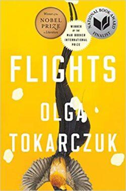 cover image of Flights by Olga Tokarczuk