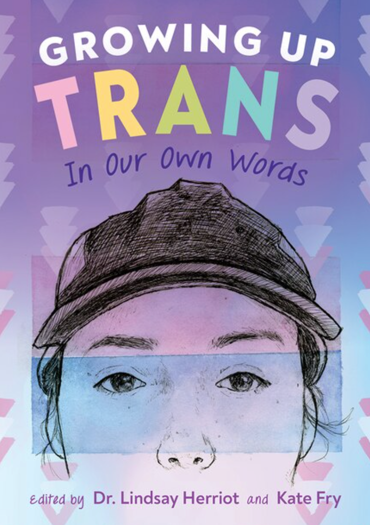 Growing Up Trans cover