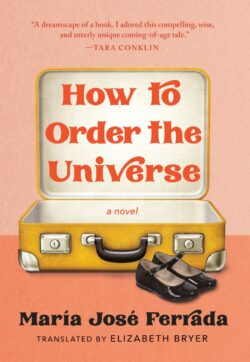 cover image of How to Order the Universe by Maria Jose Ferrada