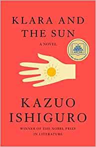 cover image of Klara and the Sun by Kazuo Ishiguro