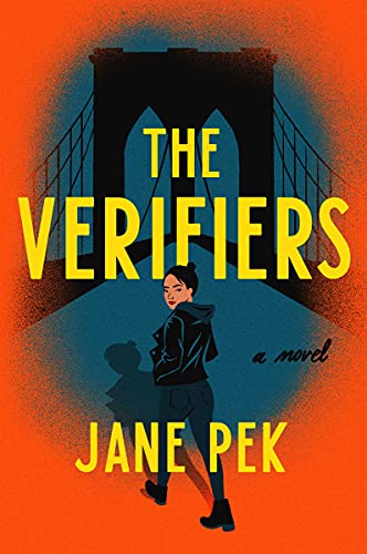 cover of The Verifiers by Jane Pek