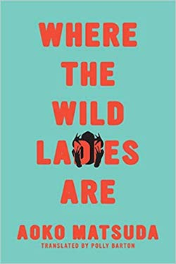 book cover of Where the Wild Ladies are by Aoko Matsuda