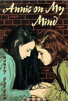 Image of book cover for Annie on my Mind