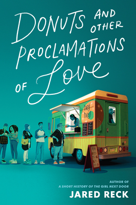 donuts and other proclamations of love book cover