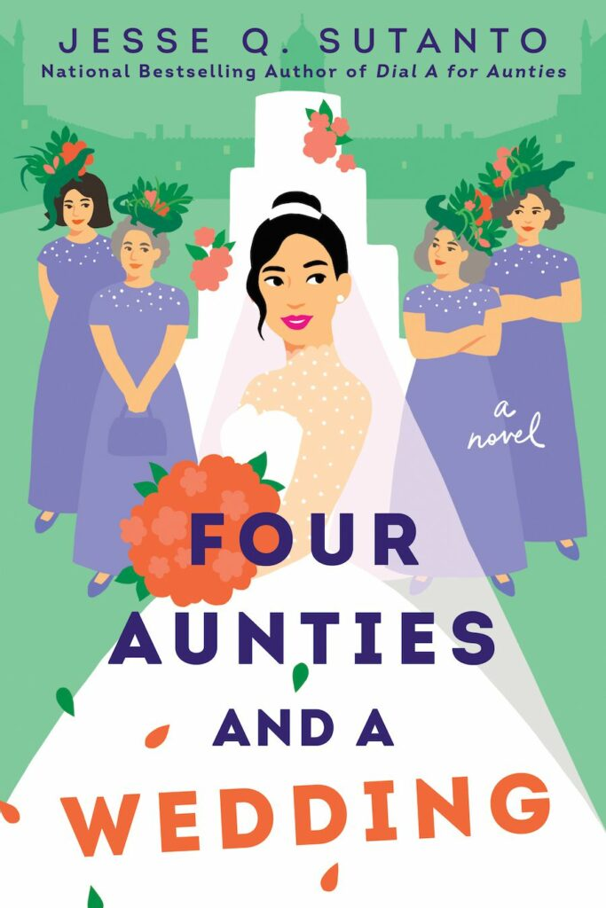 four aunties and a wedding