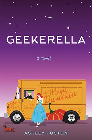 cover for geekerella