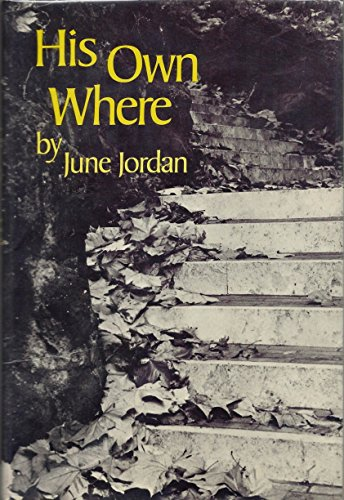 Original cover for His Own Where