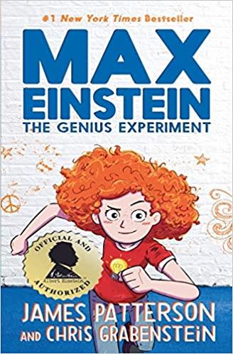 Max Einstein Book One cover