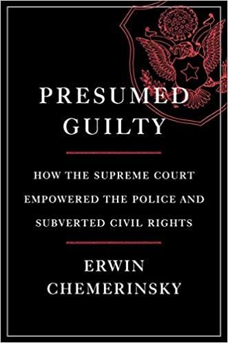 presumed guilty cover