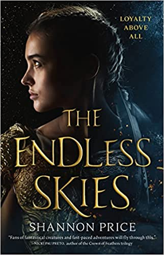 Cover of The Endless Skies by Shannon Price