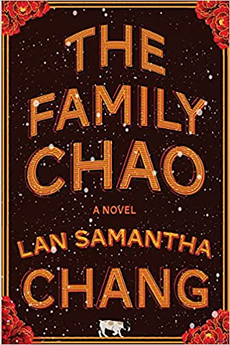 cover of The Family Chao by Lan Samantha Chang