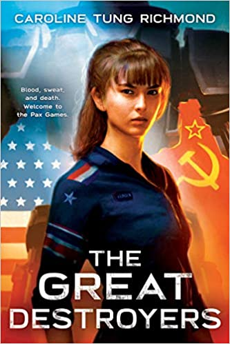 Cover of The Great Destroyers by Caroline Tung Richmond
