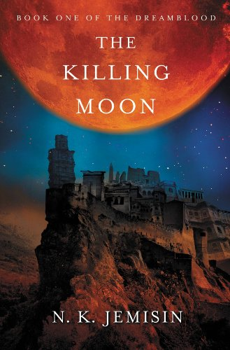 Cover of The Killing Moon by N.K. Jemisin