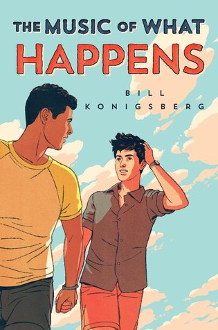 cover for the music of what happens
