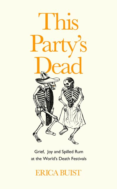 This Party's Dead cover